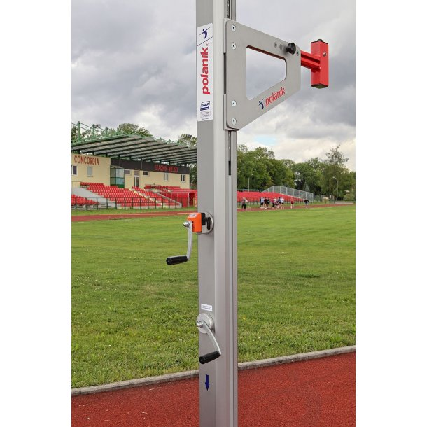 COMPETITION POLE VAULT STAND POLANIK PROFESSIONAL