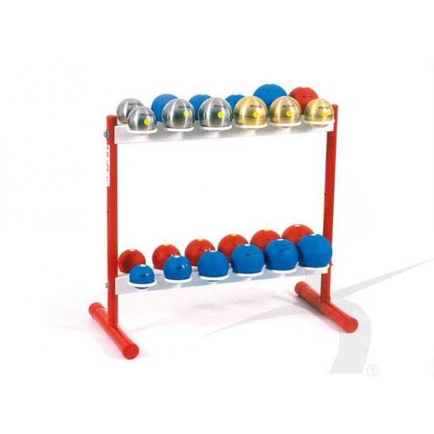 SHOT PUT RACK for 24 shot