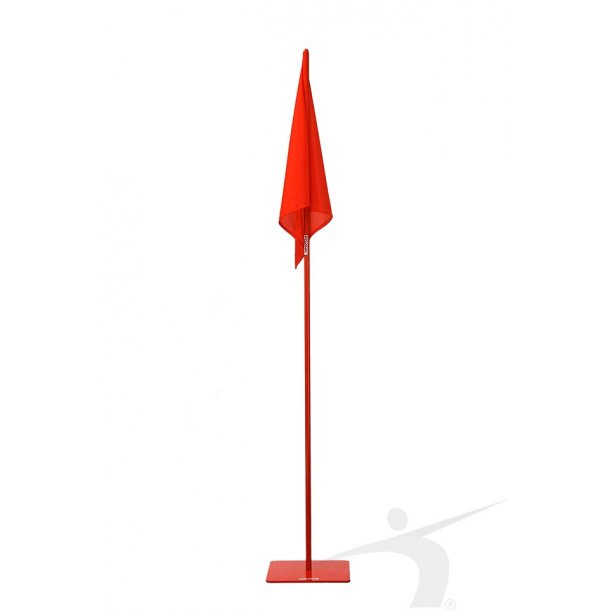 RED FLAG WITH BASE