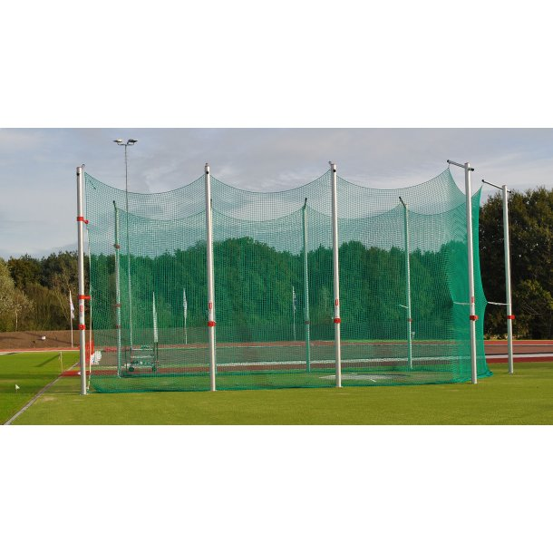 SAFETY CAGE FOR DISCUS THROWING