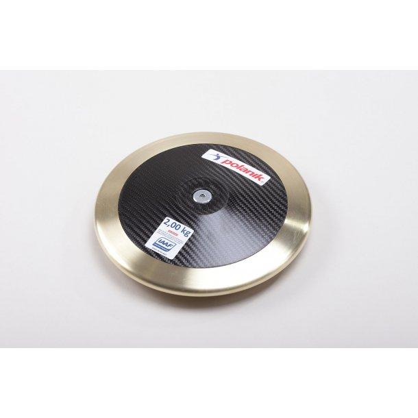 Diskos - CARBON PREMIUM LINE diskos BRASS RIM