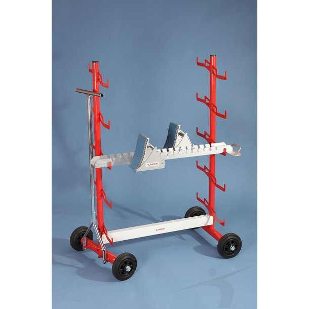 STARTING BLOCK RACK