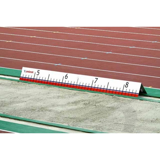 LONG JUMP DISTANCE INDICATOR