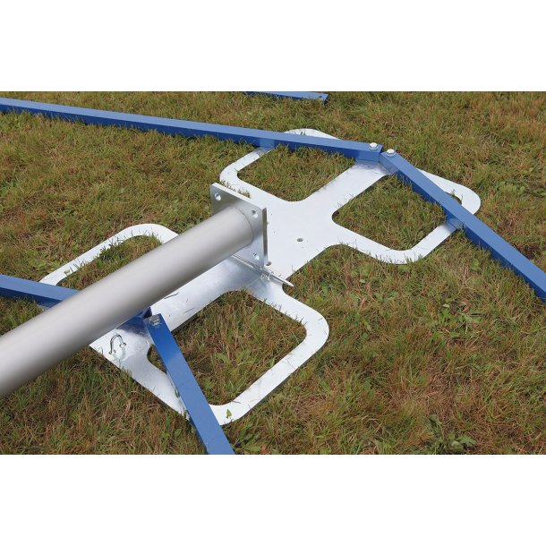 SET OF PORTABLE CAGE BASES WITH ACCESORIES FOR KLM-7/10-A