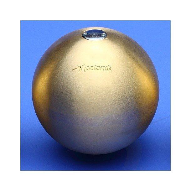 Kugle - Konkurrence kugle 4 kg af messing fra Polanik
