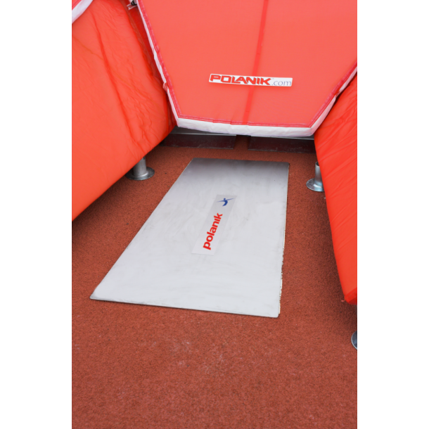 COVER FOR TRAINING POLE VAULT BOX