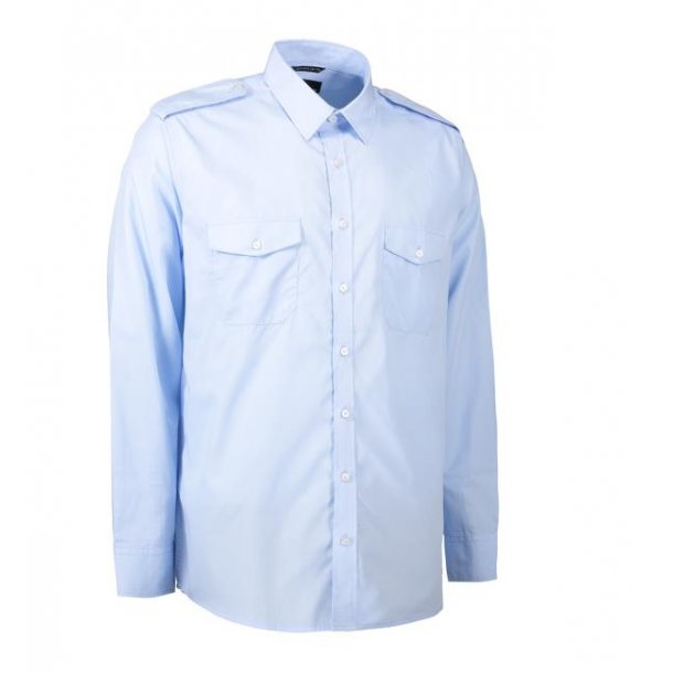 Skjorte - langærmet Uniformsskjorte til 269 kr