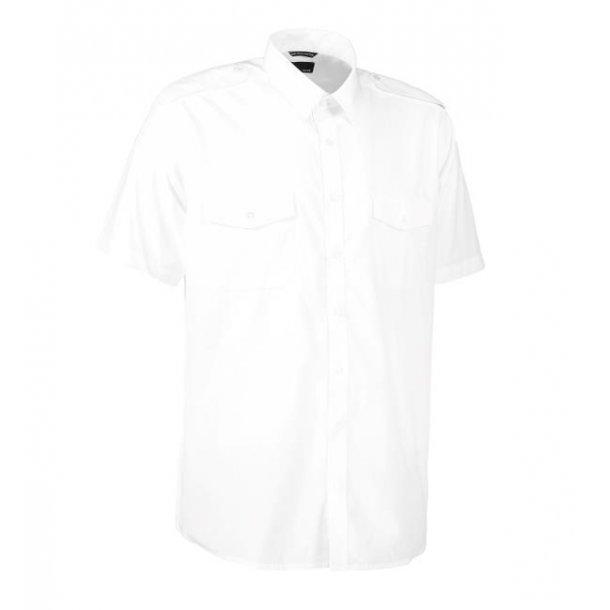 Skjorte - kortærmet uniformskjorte 269 kr
