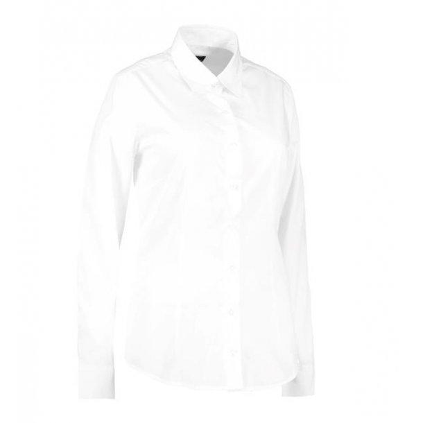 664dbbcd Skjorte - Easy Care langærmet dame skjorte til 269 kr - Skjorter ...