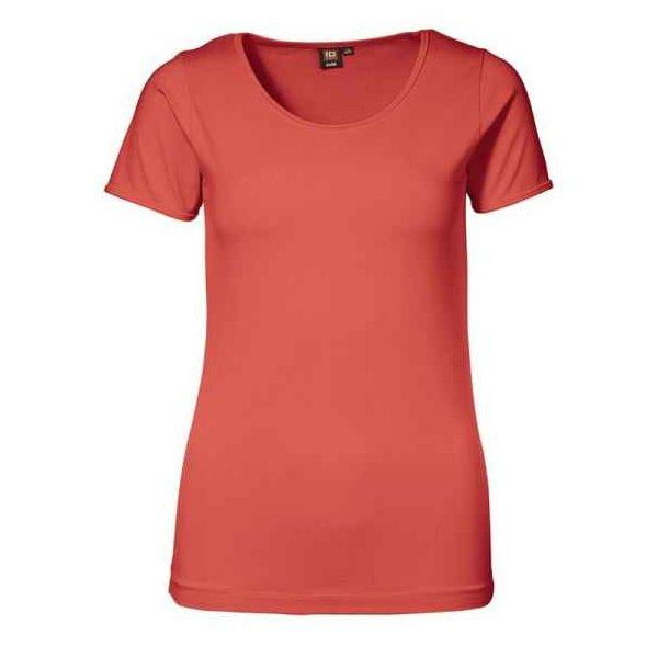 T-shirt - Køb stretch t shirt fra
