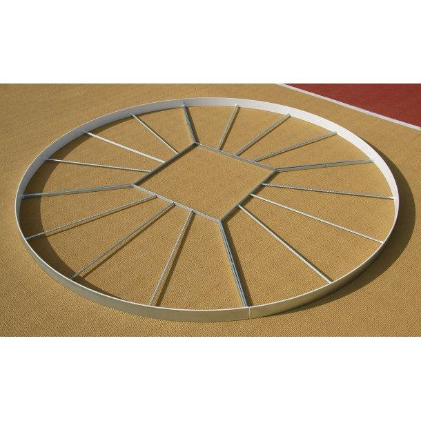 DISCUS THROWING CIRCLE