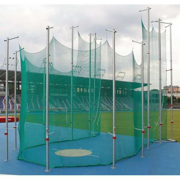 COMPETITION SAFETY CAGE FOR HAMMER THROW