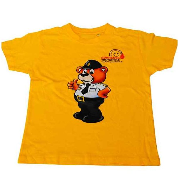 Bamse Betjent T-shirts