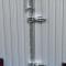 Garage for højdespringsmadras W-4255 fra Polanik - få tilbud