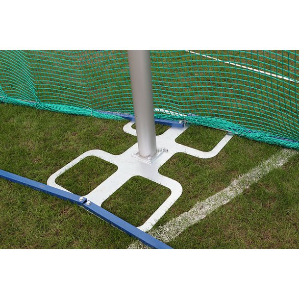GROUND ANCHOR SET OF DISCUS THROWING CAGE FOR KLD17-5/7-A