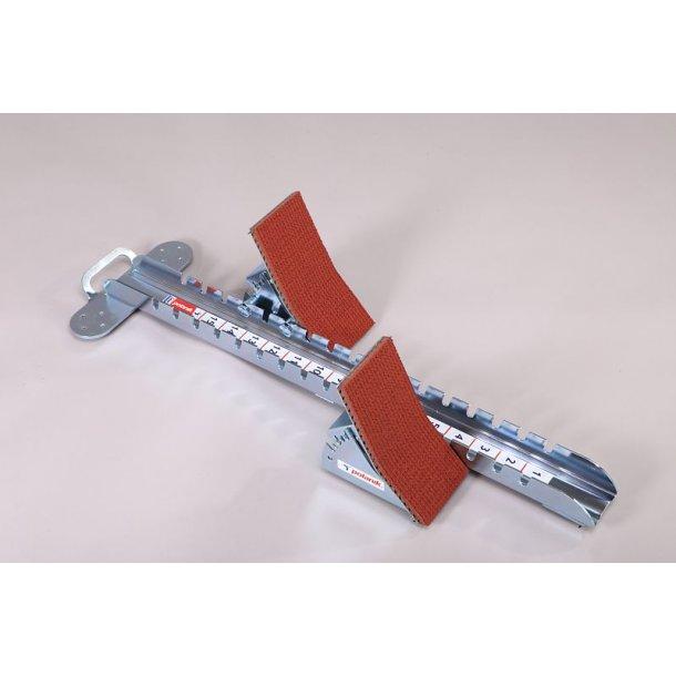 Startklodser - Konkurrence startklodser i stål