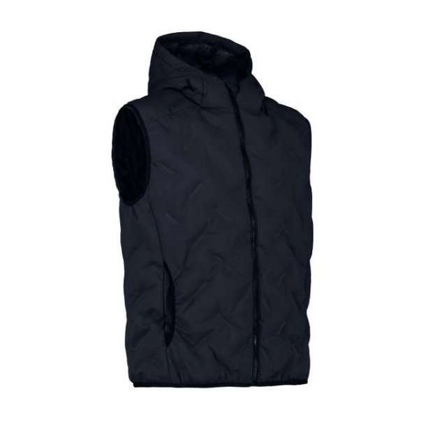 Vest - man quilted vest