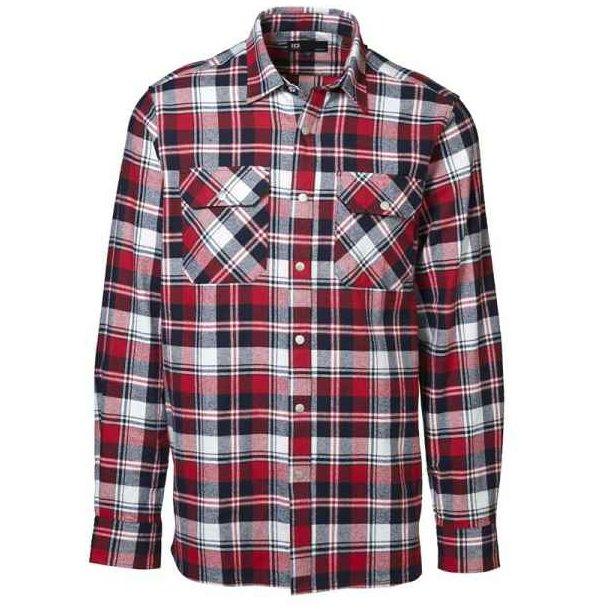 Skjorte -  skovmandsskjorte 189 kr