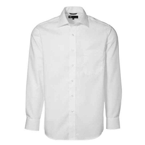 Skjorte - EKSKLUSIV POPLINSKJORTE  til 319 kr.