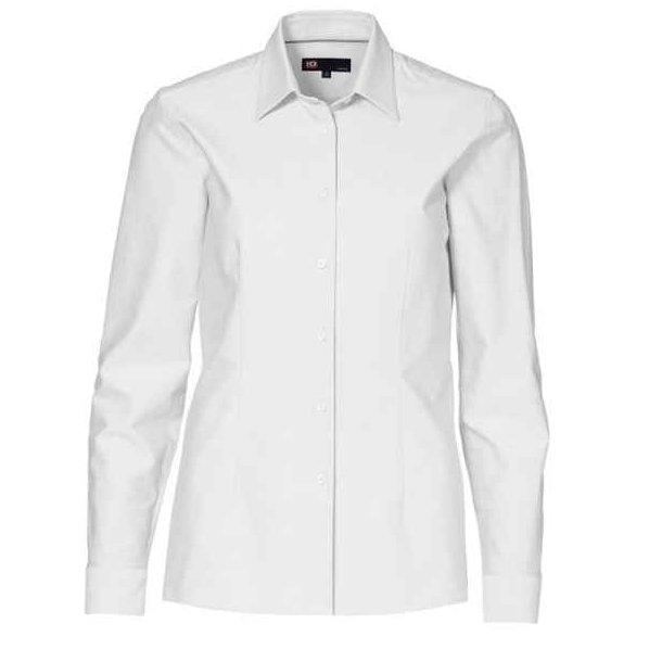 Skjorte - Oxford Skjorte dame