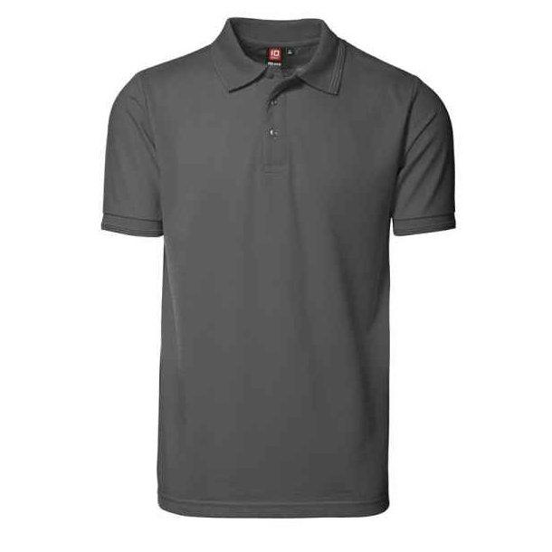 Polo t-shirt - PRO wear polo shirt uden.lomme 165 kr.
