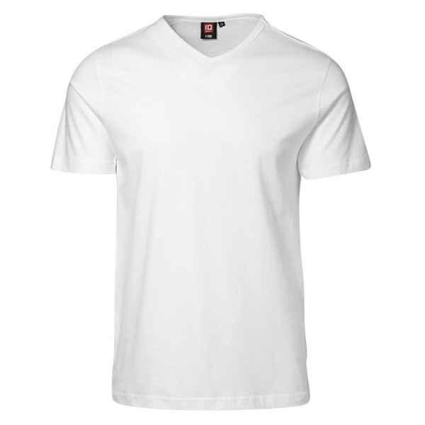 T shirt t time t shirts med v hals