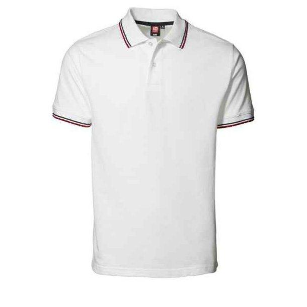 Polo t-shirt - PIQUÉ POLO SHIRT-KONTRAST til 170kr