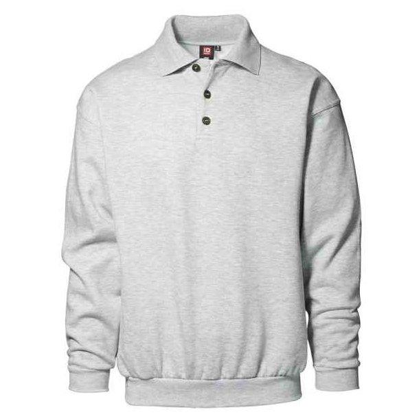 Sweatshirt - KLASSISK POLOSWEATSHIRT til 219 kr