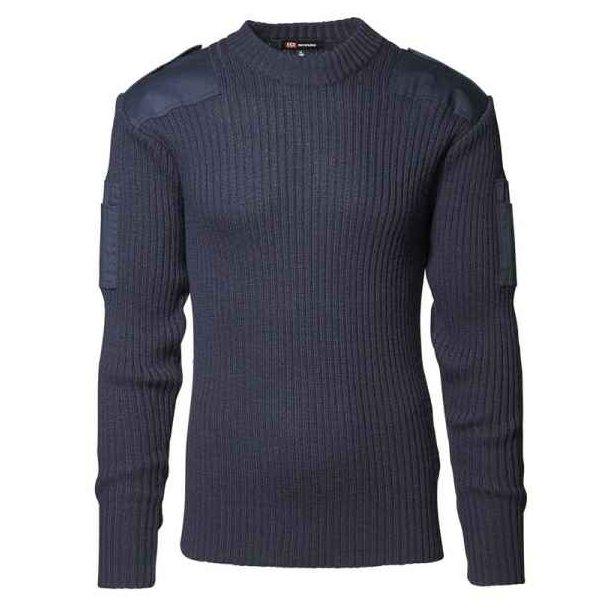 Pullover - Army Pullover fra ID til kun 569 kr