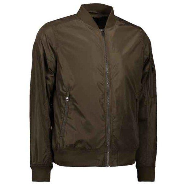 Frakk herre - Pilot-jakke 539 kr.