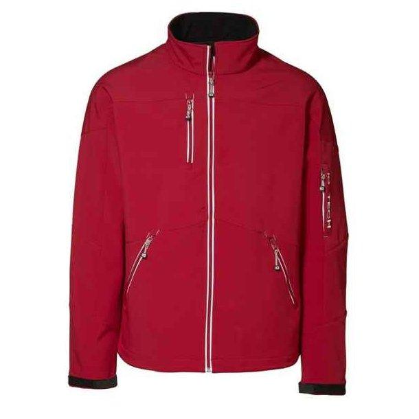 Jakke - Soft shell-jakke | kontrast fra ID 399 kr.