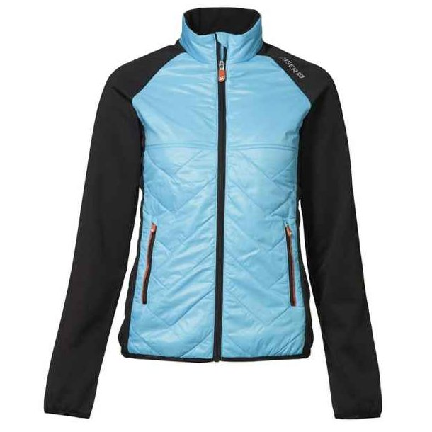 Løbejakke dame cool down jacket 469 kr.