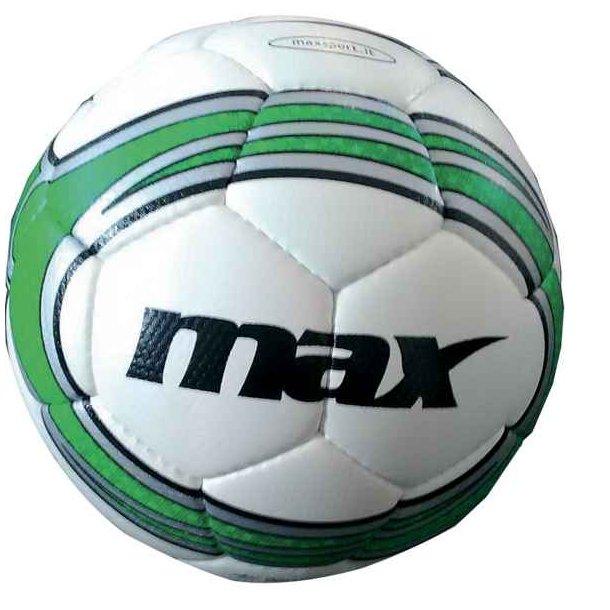 Fodbold - Spry fodbold fra Maxsport (blå/grøn) 259 kr