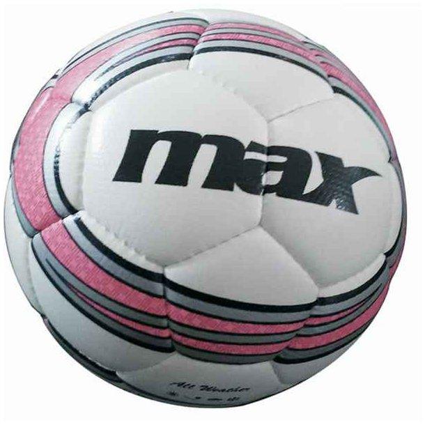 Fodbold - Spry fodbold fra Maxsport (pink/grå) 259 kr